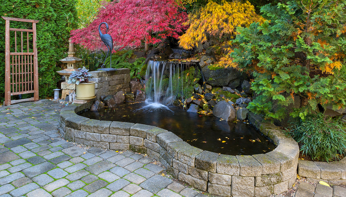 Start Your Hardscape Project This Fall